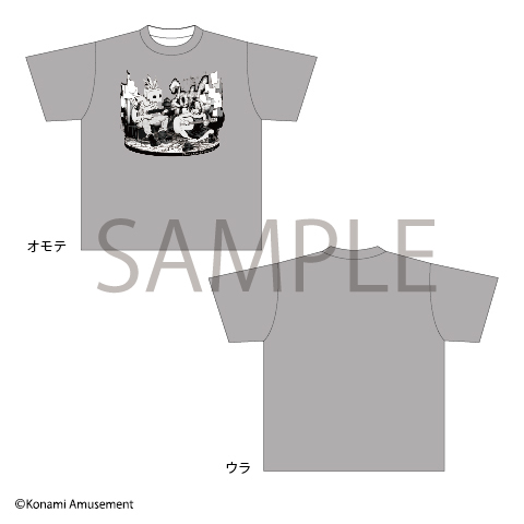 GITADORA 20th Anniversary フルグラフィックTシャツ